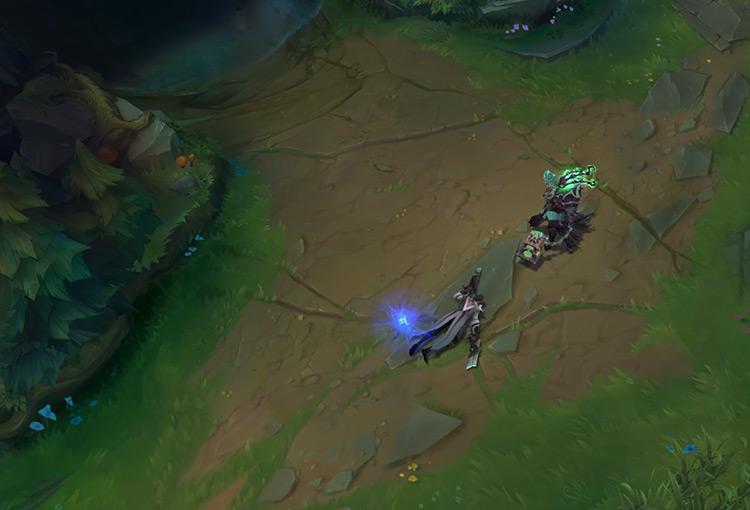 Thresh LoL gameplay screenshot