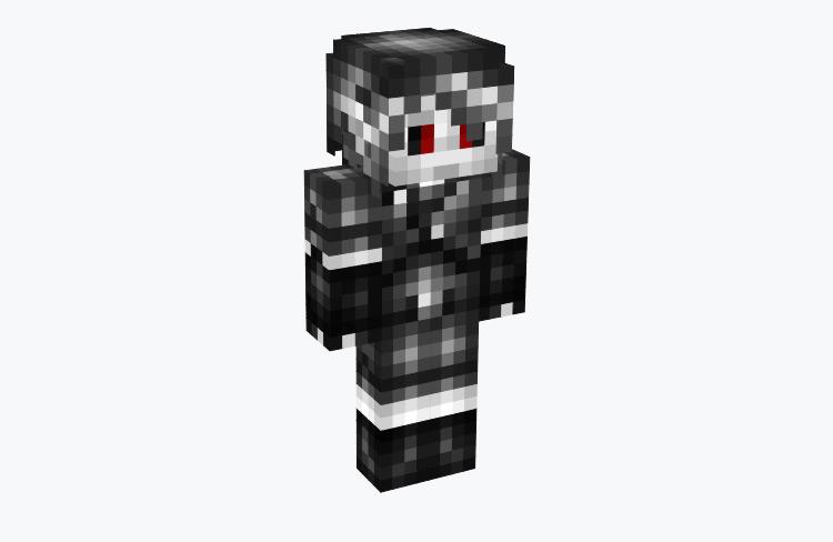 OoT Dark Link / Minecraft Skin