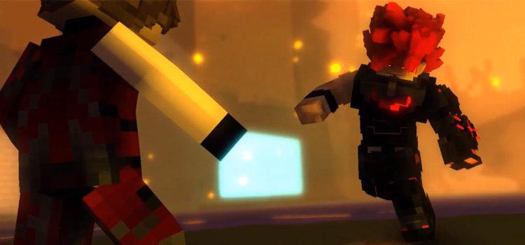 Minecraft: Best Evil & Demonic Devil Skins (Guys + Girls)