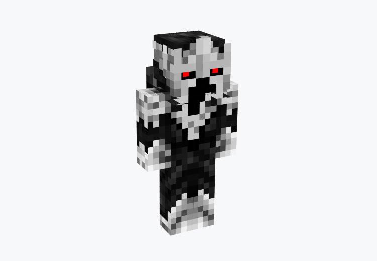 Evil Dark Lord / Minecraft Skin