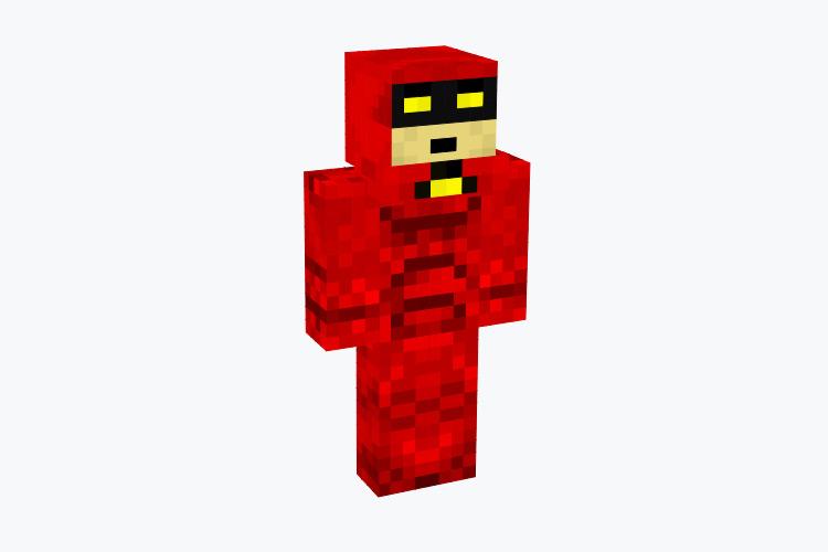 The Crimson Chin / Minecraft Skin