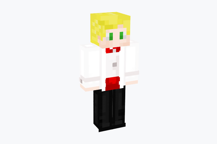 Remy Buxaplenty / Minecraft Skin