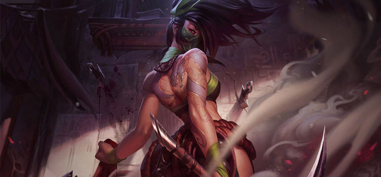 The Best Akali Skins in League of Legends (All Ranked)