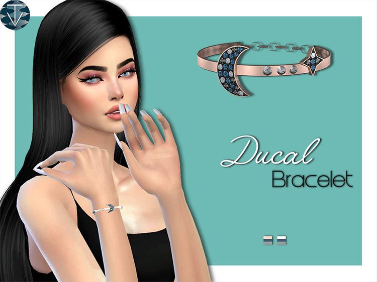 Ducal Moon Bracelet / Sims 4 CC