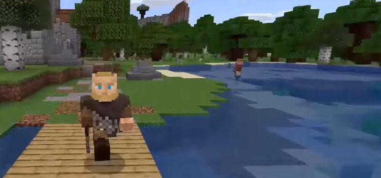 Best Nordic Minecraft Viking Skins (Girls + Guys)
