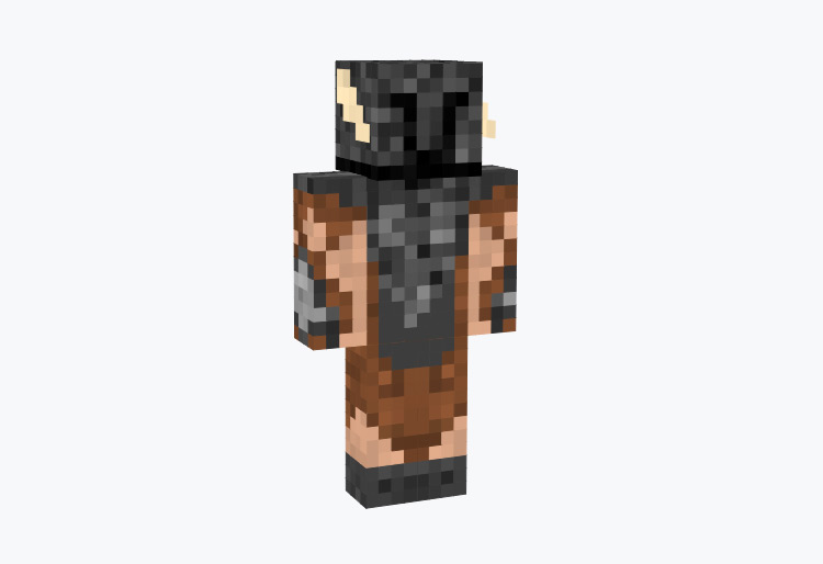 Ancient Nordic Armor From Skyrim / Minecraft Skin