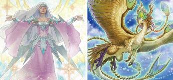 Beatrice, Lady of the Eternal + Dragonlark Pairen YGO Cardarts