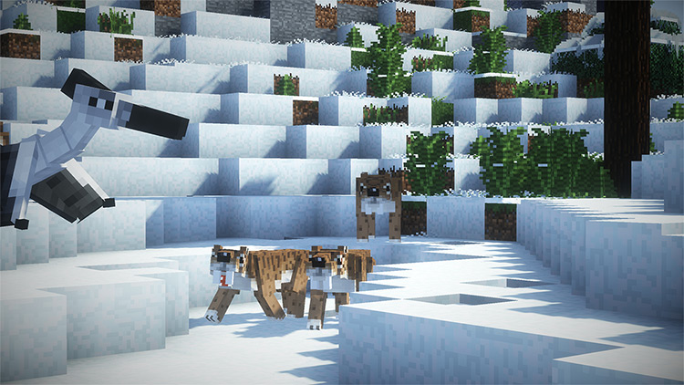 Fossils and Archeology Revival Minecraft mod