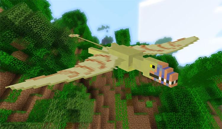 PaleoCraft Mod for Minecraft