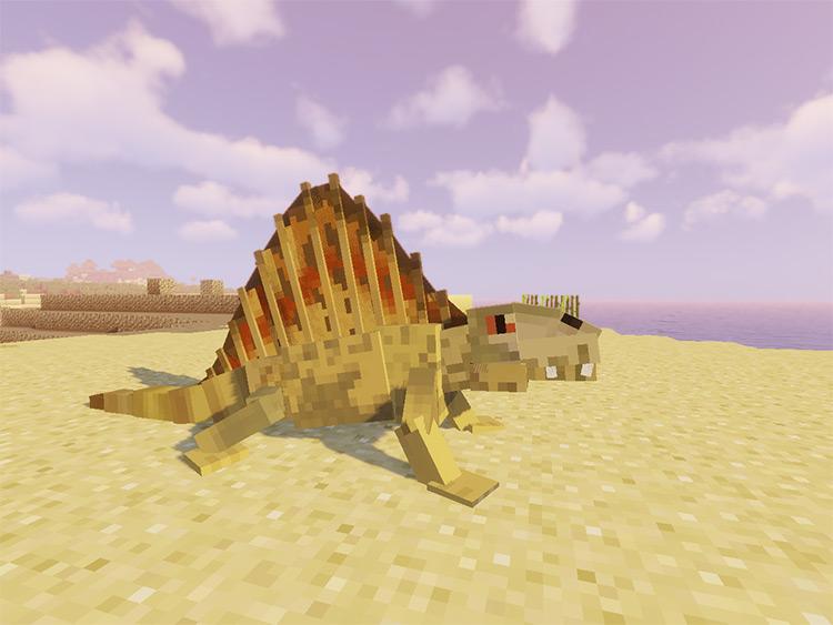 Minecraft Eons MC mod
