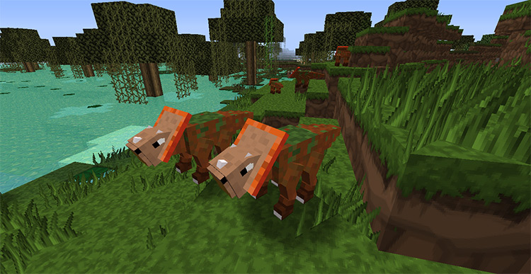 Modzoic Minecraft mod screenshot