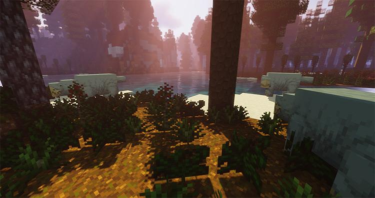 Prehistoric Fauna mod for Minecraft