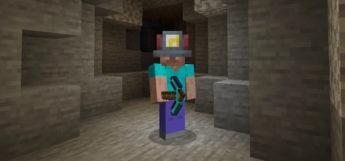 Miner Helmet Mod for Minecraft