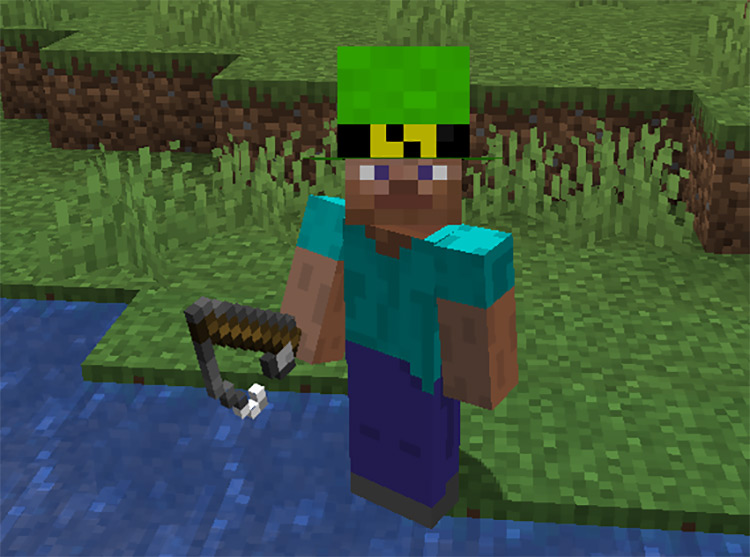 Useful Hats Minecraft mod