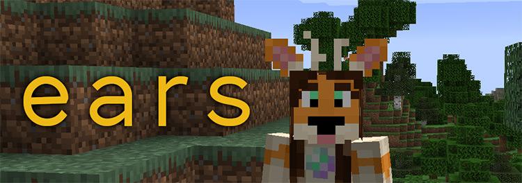 Ears Minecraft mod