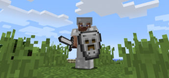 Spartan Shield Design for Minecraft
