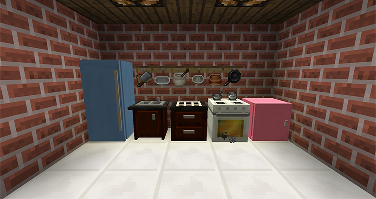 Cooking for Blockheads MC mod