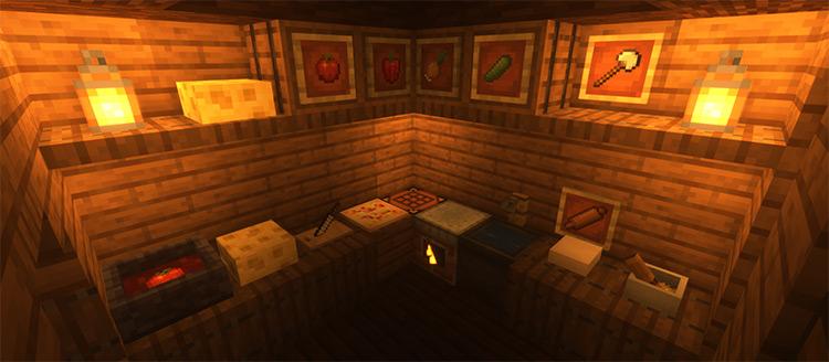 Pizzacraft Minecraft mod