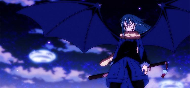 Rimuru Tempest with Mask / TTIGRAAS