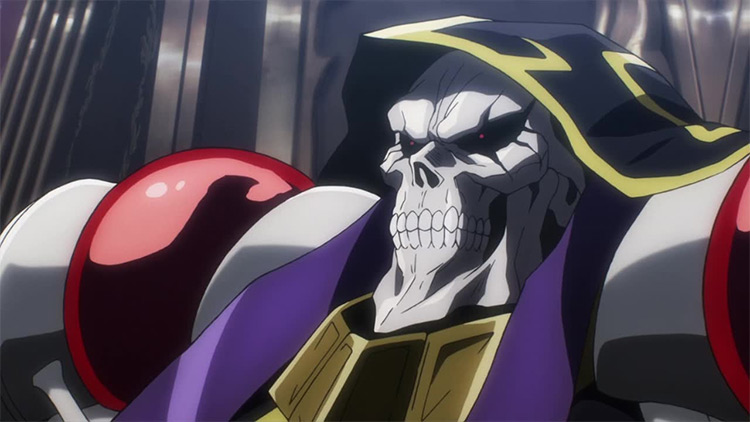 Ainz Ooal Gown from Overlord