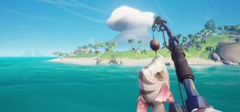 Sea of Thieves Fishing Screenshot
