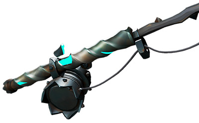 Sea of Thieves Ghost Fishing Rod skin