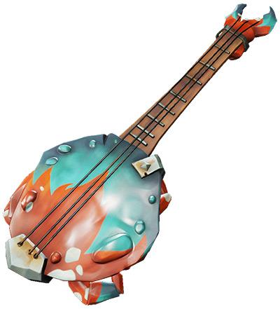 Sea of Thieves Ocean Crawler Banjo skin