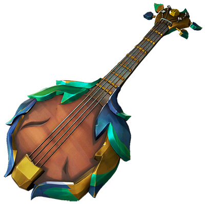 Parrot Banjo skin in Sea of Thieves