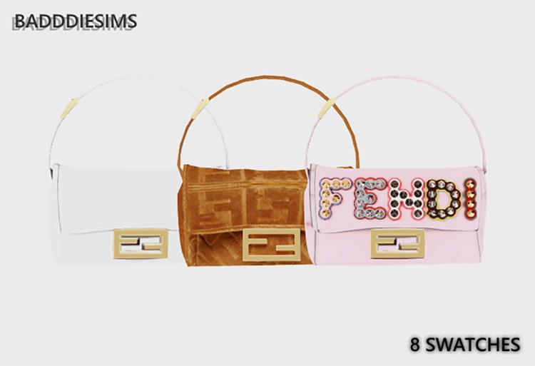 Fendi Mini Bag Accessory / TS4 CC