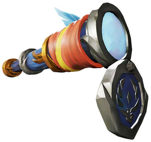 Sea of Thieves Triumphant Sea Dog Spyglass