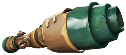 Sea of Thieves Rum Bottle Spyglass skin