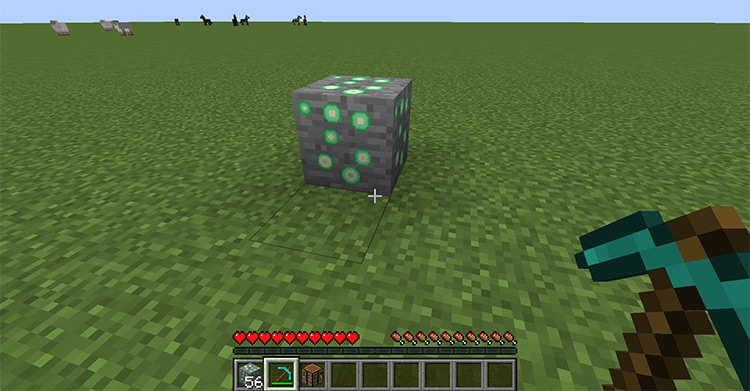 Exp Ore Mod for Minecraft