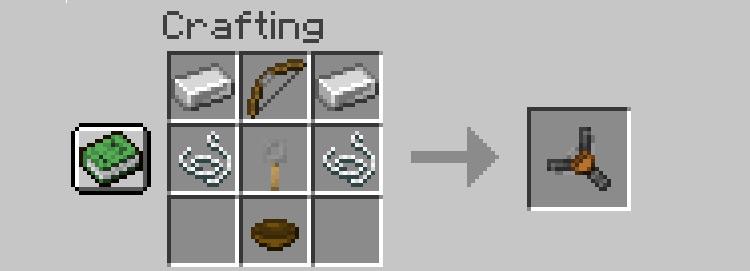 Slingshot Minecraft mod screenshot