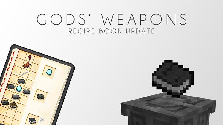 Gods' Weapons Minecraft mod