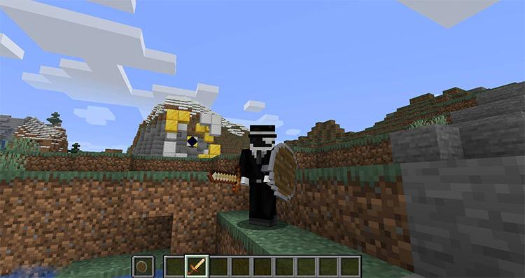 Better Combat Mod for Minecraft