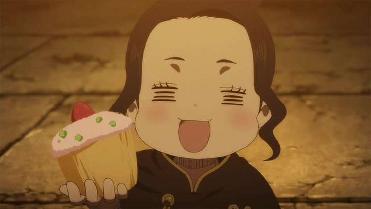 Charmy Pappitson from Black Clover