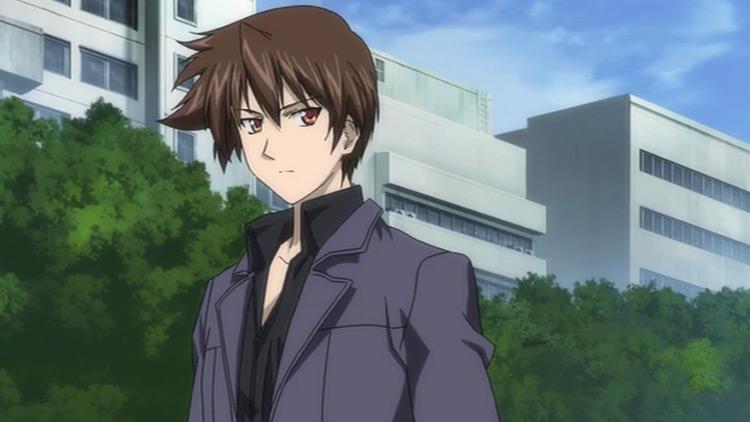Kazuma Yagami from Kaze no Stigma