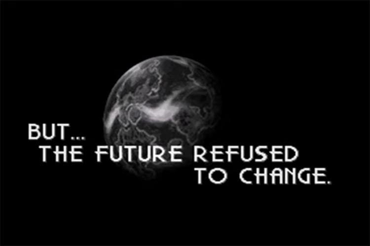 Chrono Trigger (1995) Game Over Screen