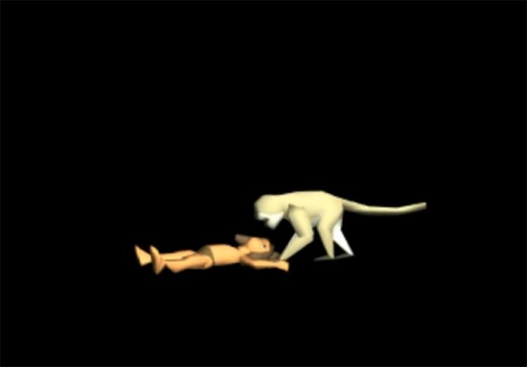 Disney's Tarzan (1999) Game Over Screenshot