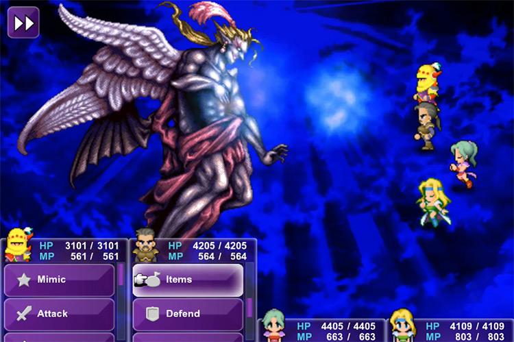 Kefka from Final Fantasy VI game