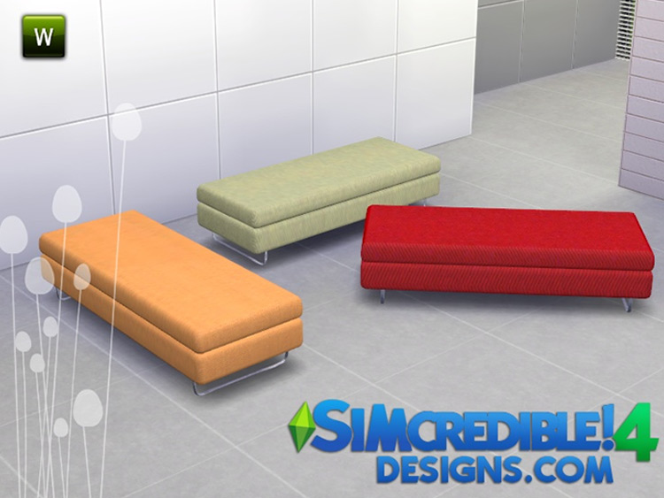 Metropole Ottoman CC for The Sims 4