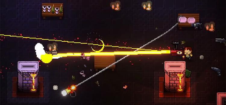 Enter the Gungeon Battle Screenshot