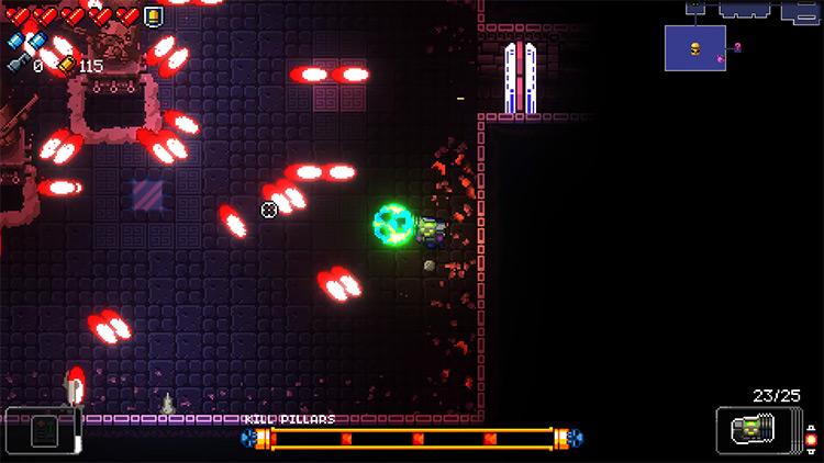 Enter the Gungeon BSG gameplay screenshot