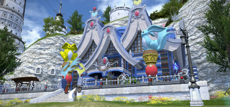Why is Housing Limited in Final Fantasy XIV?