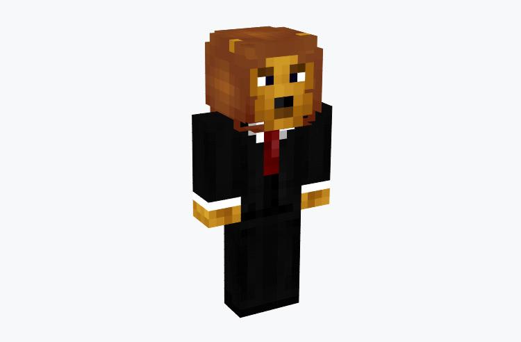 Leodore Lionheart from Zootopia / Minecraft Skin