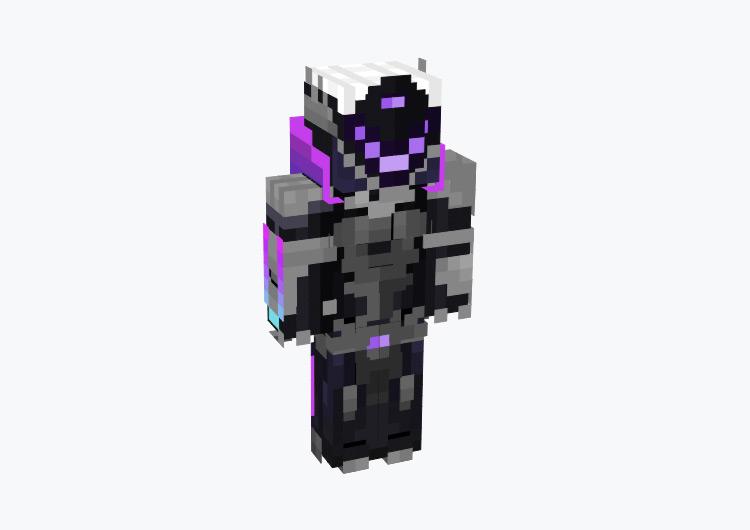 PROJECT: Vayne LoL Champion / Minecraft Skin