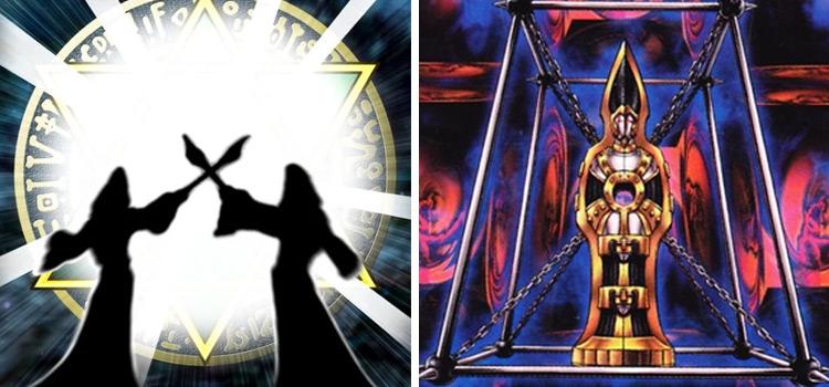 Magicians Unite & Magical Dimension YGO Cards