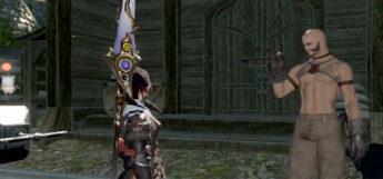 Gerolt NPC Screenshot from Final Fantasy XIV
