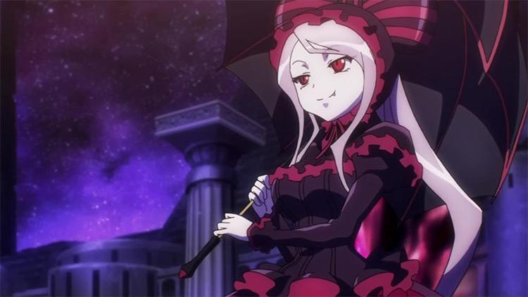 Shalltear Bloodfallen from Overlord Anime