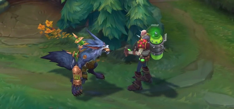 Easiest Junglers To Start With in League of Legends